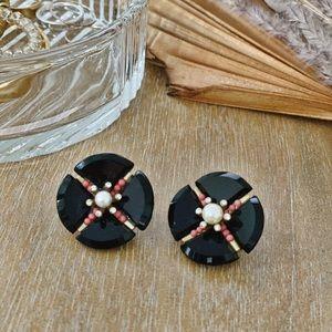 Loren Hope 'Midori' Antique Earrings
